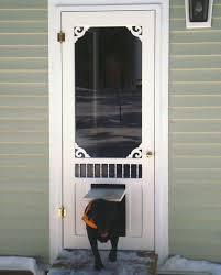 exterior back door with dog door. superlative exterior door with pet stunning pictures interior design back dog