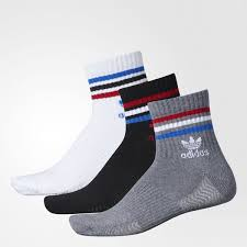 adidas quarter socks. men\u0027s originals adidas quarter socks r