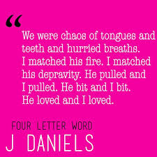 s review of four letter word