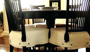 dining room chair covers chairs black and white ikea