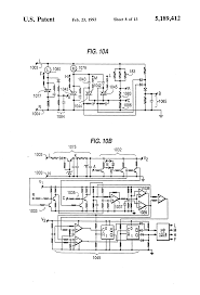 patent us5189412 remote control for a ceiling fan google patents new reverse switch wiring diagram