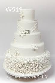 Carlos Bakery Elegant Wedding Cakes
