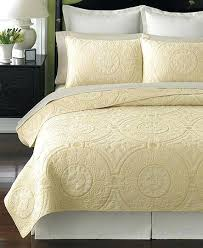 Yellow Quilts And Shams Yellow Quilts And Bedspreads Yellow Quilts ... & Yellow Quilts And Shams Yellow Quilts And Bedspreads Yellow Quilts And  Comforters Martha Stewart Collection Bedding Adamdwight.com