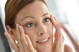 crepey skin under eye skin dermal filler melbs