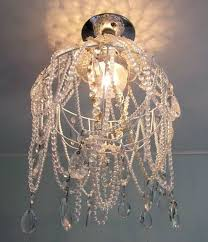 necklaces chandelier crystal diy