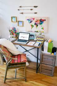 Small Desk Bedroom A Tour Of My Nyc Apartment Bohemian Decor Boho And One Bedroom