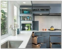 Corner Upper Cabinet Upper Corner Kitchen Cabinet Ideas Home Design Ideas