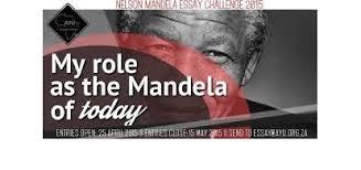 african youth union nelson mandela essay challenge 2015 african youth union nelson mandela essay challenge