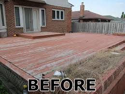 thus beyond landscaping painting or staining your exterior deck or fence can have many benefits