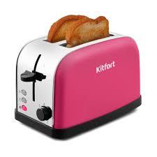 <b>Тостер Kitfort KT-2014-5</b>, розовый