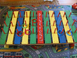Wooden Carnival Games Bucks County Folk Art OldFashioned Carnival Games 16