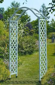 wooden garden arches wooden garden arch sea breeze ground spikes option wooden garden arches argos