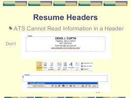 ... 11. 11 Resume ...