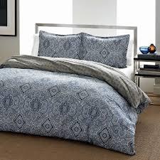 city scene milan blue comforter set king