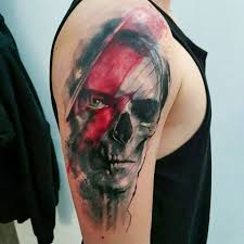Adam Kremer красно черные татуировки знаменитого мастера онлайн