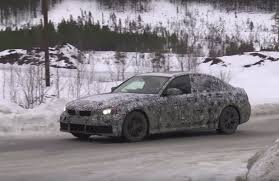 2018 bmw g20. interesting g20 2019 bmw 3 series u0027g20u0027 prototype spotted switches to clar video throughout 2018 bmw g20 n