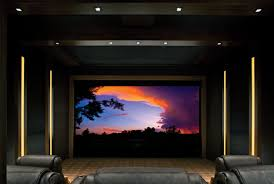 home theater lighting ideas. Magnificent Home Theater Lighting Design And Wall Fixtures Ideas