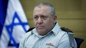 القدس - الجنرال  إيزنكوت مستعد لتبادل المعلومات استخبارية مع السعودية