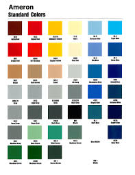 Industrial Paint Colour Chart Ppg Blue Color Chart 2019