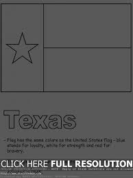 Collection of Solutions Texas Flag Coloring Page Also Cover Letter ...