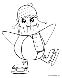 Peter Boy In December Coloring Page Free Printable Pages And