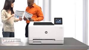 Hp Color Laserjet Pro M252dw Laser Printer L L L L L L L L