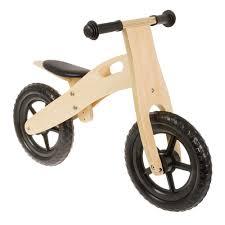 anlen ultra light 12 black wooden running balance bike