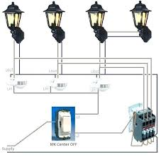 how to wire outside lights diagram wiring diagram