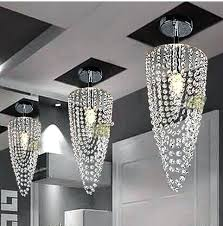 modern crystal chandelier hi q modern crystal chandelier led 1 light chrome lighting transpa color pendant lights crystal glass modern crystal