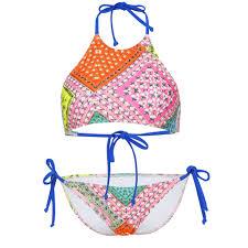 Bikini Patterns Simple Inspiration