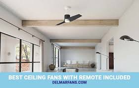 best remote ceiling fans with handheld