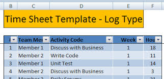 excel project timesheet excel project management template