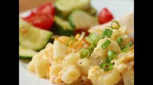 Campbell Kitchen Recipe Campbells Kitchen Cheesy Fajita Potatoes Youtube
