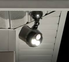 image of popular outdoor security lights
