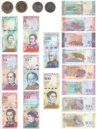 Venezuelan bolívar