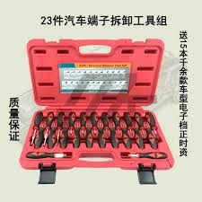 popular connector pin removal tool buy cheap connector pin removal atkits23 tool wiring connector pin release extractor crimp terminal removal dismount tool kit for audi vw