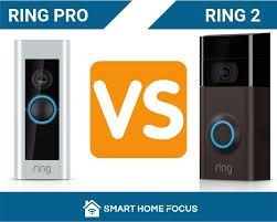 Ring Doorbell Comparison Chart 2019 Ring 2 Vs Ring Pro The Key Differences Smart Home Focus