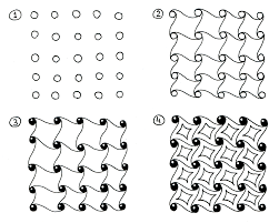 How To Draw Patterns New How To Space Objects Evenly For Borders And Patterns Week 48