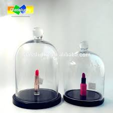 glass dome with base bell jars by i love retro com
