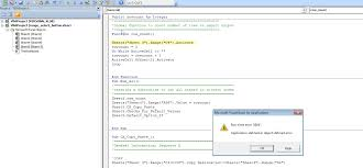 Excel Run Time Error 1004 In Vba Subroutine Stack Overflow