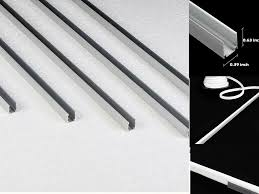 Rope Light Mounting Details About 20x 3 3 Aluminum Holder Channel Track For 8mmx16mm Led Neon Rope Light Mounting