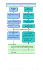 Records Management Process Flow Chart 9 3