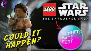 Could LEGO Star Wars: The Skywalker Saga & TT Games Be At The Summer Games  Fest?