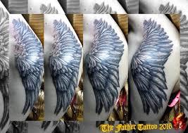 Tetování Křídlo Tetování Tattoo