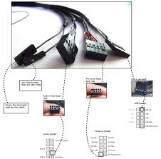 kustom pcs g5 front panel to atx usb audio firewire power cable when connecting the cable to your motherboard pay special attention to the diagram above is very important you locate the right connectors for the power