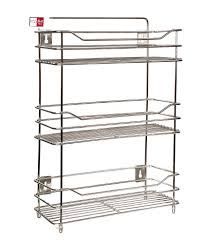Steel Shelf For Kitchen Awesome Kitchen Storage Racks Metal Metal Kitchen Storage Racks