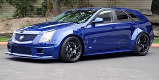 2012 Cadillac CTSV Wagon Tuned by Canepa | wagon | Pinterest ...
