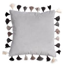 tassel throw pillow. Brilliant Throw Quickview Inside Tassel Throw Pillow R