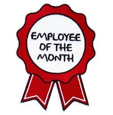 Emploee Of The Month Employee Of The Month Badge