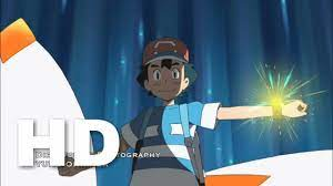 Pokémon The series: Sun and Moon - Ultra Adventures - Opening With lyrics  [English] - YouTube